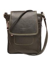 Black  Sling Bag - New Pearls