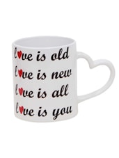 Anniversary Gifts Lovable Mug - Gifts By Meeta