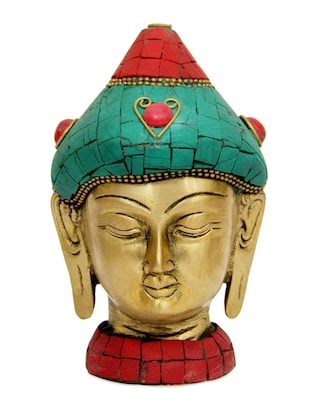 Home Decor  Serene Bhudha Sculpture