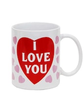 Love Message Mug - Gifts By Meeta