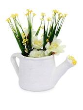 Artificial Gypso Flower Bunch Arrangement - Gifts By Meeta