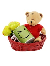 Kids Teddy And Mug Combo Gift Set - Gifts By Meeta
