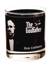 Godfather Whiskey Glass- Set Of 2 - EK DO DHAI