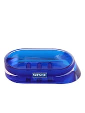 Royal Blue Soap Dish - Home Collective - Wenko