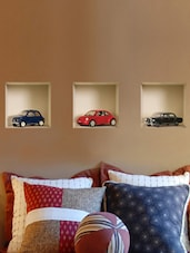 Antique Cars Showpiece - Wall Art Décor