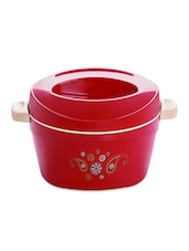 red Food grade Plastic Casseroles -  online shopping for Casseroles