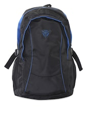 Blue And Black Laptop Backpack - PRESIDENT