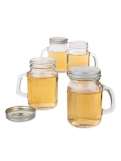 Mason Jar Shot Glasses - By