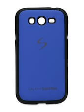 Samsung Galaxy Grand Neo Dark Blue Back Cover - William Cooper