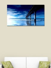 Bridge In The Sea Vinyl Wall Sticker - 999store