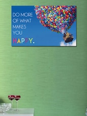 Happy Moment Life Quote Wall Sticker - 999store