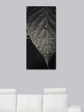 Printed Leaf  Wall Art Painting -2 Pieces - 999store
