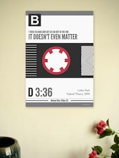 Linkin Park Songs Lyrics Music Cassette Poster - Lab No. 4 - The Quotography Department