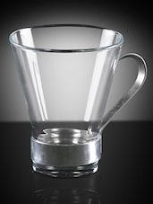 Ypsilon Mug Set Of 6  220 Ml - Bormioli Rocco