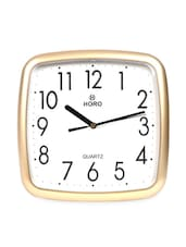 Metallic Classic Table Clock - Horo