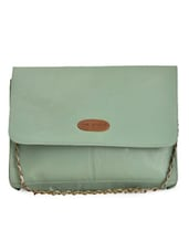 Pastel Green Sling Bag - Paradigm