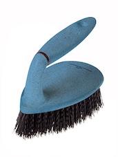 Blue Scrubbing Brush - Greener Cleaner