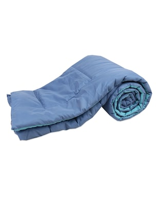 Dark blue and aqua duvet cover -  online shopping for Quilt Covers