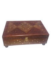 Wooden Bangle Stand & Jewelry Box - Onlineshoppee