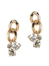 Sparkling Drop Earrings - YOUSHINE