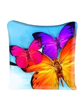 Butterfly Print Trendy Cushion Cover - Athom Trendz