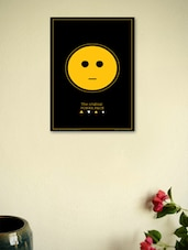 The Original Poker Face- Wall Poster - BCreative