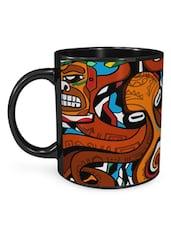 McMayan- The Tribal Octo Mug - Seven Rays