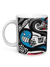 McGraffiti- The Red And Blues Mug - Seven Rays