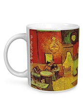 The Night Cafe Vincent Van Gogh Mug - Seven Rays