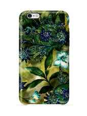 Jasmine Green Printed  Mobile Case -Iphone6 - Case Me Up