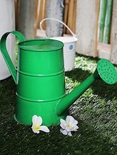 Watering Can Green - By