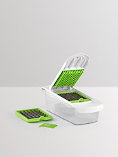 Unbreakable Vegetable Chipser With 2 Blades -  online shopping for Choppers, Graters & Peelers