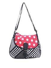 Cute Polka Dots Sling Bag - Art Forte