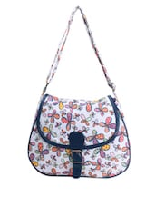 Cute Floral  Sling Bag - Art Forte