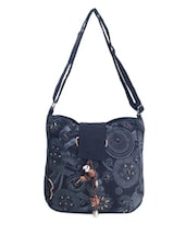 Printed Shell Cross Body  Bag - Art Forte