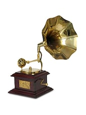 Sparkle Square Gramophone Showpiece -  online shopping for Statues & sculptures