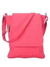 Fabulous Pink Sling Bag - Bags Craze