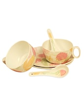 Clay Craft Soup Set (12 Pcs) - Clay Craft