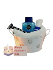 Valentine Nivea Gift For Men - Gifts By Meeta