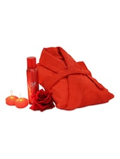 Red Valentine Gift Combo - Gifts By Meeta