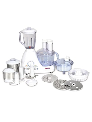 White Abs Body FOOD PROCESSOR