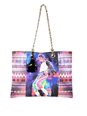 Rock Tote Handbag - The House Of Tara