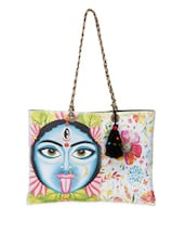 Kali Print Tote Handbag - The House Of Tara