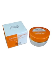 Herbal Intensive Whitening Face And Neck Cream With Kojic And SPF 30 With Natural Extracts - By