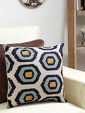 Polycotton Digital Print Cushion Cover - By