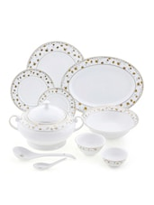 Indulgence 64 Pcs Dinner Set - LAZZARO