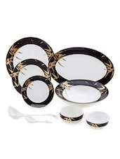 Sterling 47 Pcs Dinner Set - LAZZARO