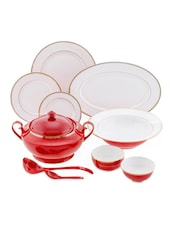 Regal 64 Pcs Dinner Set - LAZZARO