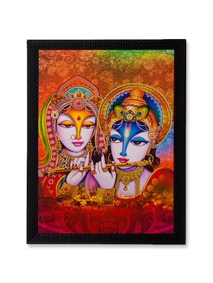 multicolor UV Matt Textured Paper painting