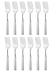 Stainless Steel Baby Fork Set - MOSAIC